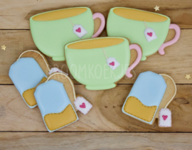 thee set 2 - delig cookie cutter set