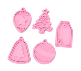 Advent stempel set met handvat & cookie cutters - 50 delig  - PRE-ORDER