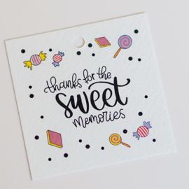 """KD - school collectie """"sweet memories"""""""