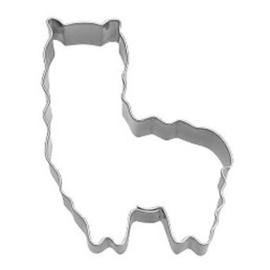 Lama/alpaca medium RVS