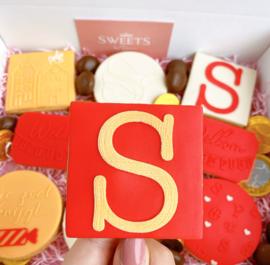 Sinterklaasfeest-  Letter S
