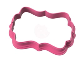 Plaques a cookie cutter