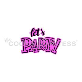 Let's Party 2 Piece