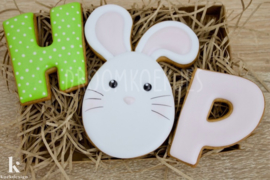 Hop cookie cutters