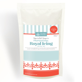 SK Professional Royal Icing Glamour red 500g