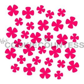 Hydrangea Petals 1