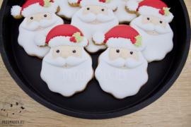 Kerstman # cookie cutter