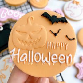 Halloween - happy halloween pompoen