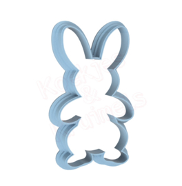 Paashaas cookie cutter