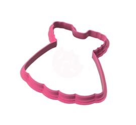 Baby jurkje cookie cutter