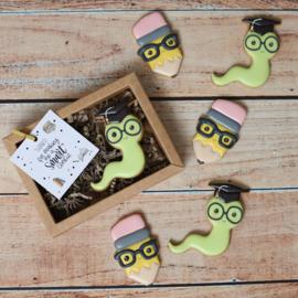 Potlood cookie cutter