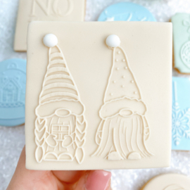 Kerst-  Gnomes