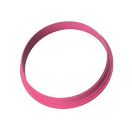 cirkel 7 cm cookie cutter - koekdesign