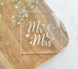 Trouwen - Mr & Mrs ♥️
