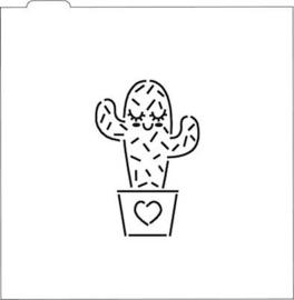 Cactus 3 PYO stencil