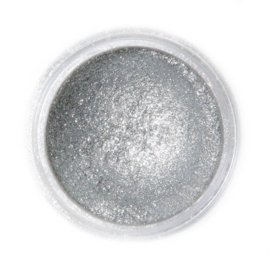 SPARKLING DARK SILVER - SUPEARL SHINE® DUST FOOD COLORING
