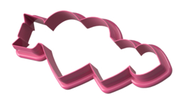 Love PIJL cookie cutter
