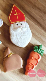 !! VOL !! Basis koekjes decoreren Sinterklaas workshop zaterdag 30 november 2019