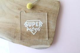 Moeder - Super mama