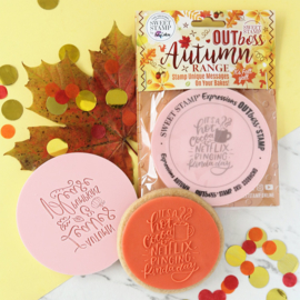 OUTBOSS AUTUMN COLLECTION -HOT COCOA NETFLIX DAY