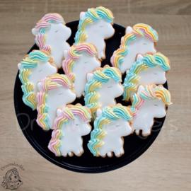 Unicorn Kawai cookie cutter
