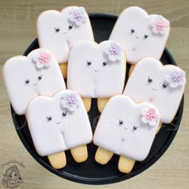 IJsje dubbel cookie cutter