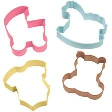Baby set 4 stuks koek-it