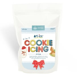 SK Art-Ice 2-in-1 Cookie Icing Mix 500g