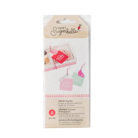 Sweet sugar belle - tags -WE GO TOGETHER - BAKED W/LOVE (6 PIECE)