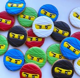 Cirkel cookie cutter