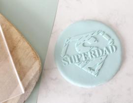 Vaderdag  Superdad - oh my cookie