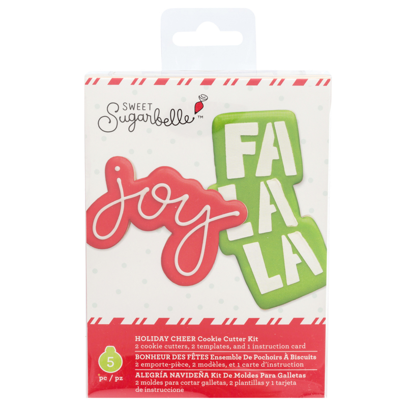 Sweet sugarbelle - CHRISTMAS - HOLIDAY CHEER (5 PIECE)