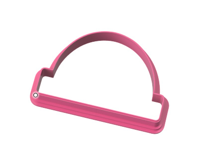 Liniaal cookie cutter