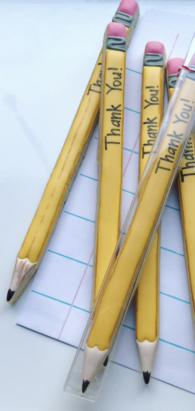 transparant doosje voor HB potlood koekje