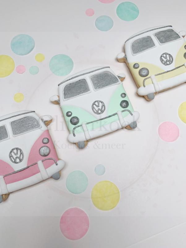 VW busje  cookie cutter