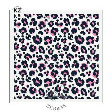 Fuzzy Leopard Print 2 Part