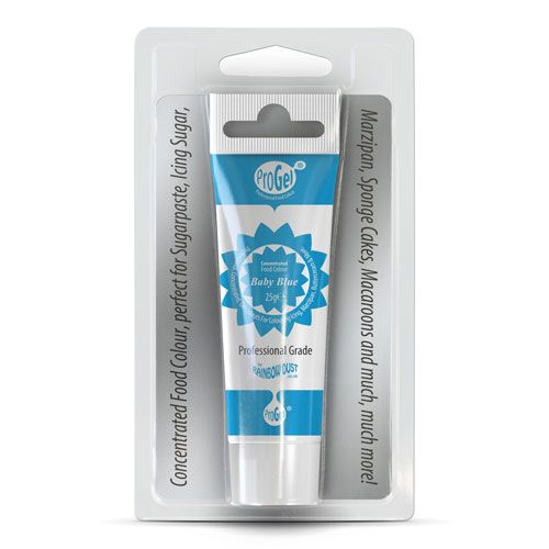 RD ProGel® Concentrated Colour - Baby Blue - Blisterpack