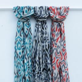 Asha wollen sjaal