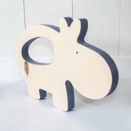 BLOK DIER | Nijlpaard