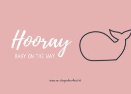 BON | Hooray! Baby on the way
