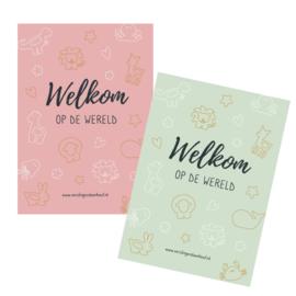 BON | Welkom op de wereld