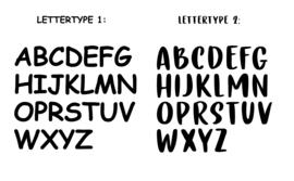 MIX & MATCH | Letters