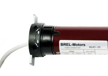 BREL motor 45 mm standaard - 20Nm