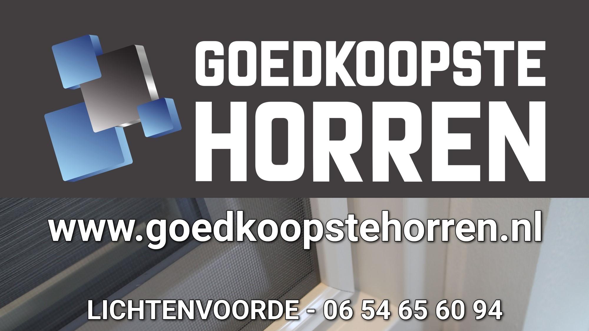 Goedkoopstehorren.nl