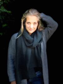 Superzachte comfy sjaal Groen