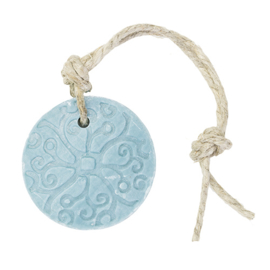 Batik Zeep blauw/turquoise