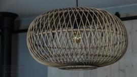 Rieten Hanglamp Ø55.5