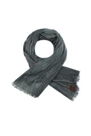 Sjaal diep donkergroen