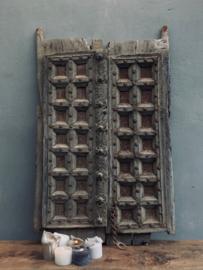 Oude Nepalese luiken