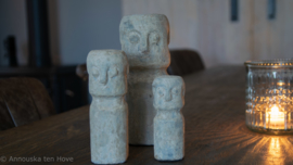 Stone Sumba Statue S